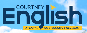 Courtney English for Atlanta City Council President